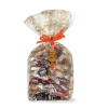 Tender fruity assorted Caramels in 1000g sachet                           (wrapped sweets)
